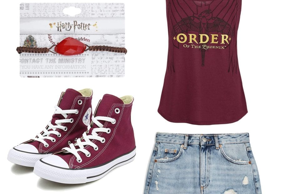 Harry Potter Order and the Phoenix Outfit.